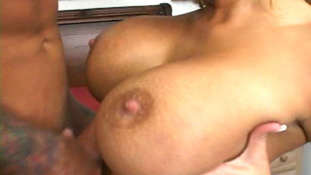 Large Breasted Blonde Goddess Shyla Stylez Provides Titjob In Bed Room