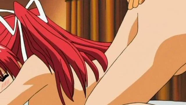 Fiery Redheaded Busty Anime Squirt Will Get Face Flower Mated Puppy Taste