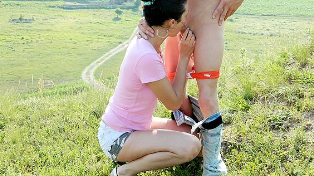 Dickens On Top Heels Nailed By Means Of Boyfriend
