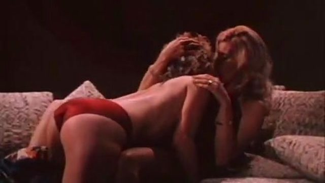 Dagger Holmes, Chris Cassidy, Paula Wain In Antique X-rated Film