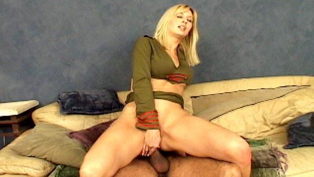 Excellent Blonde Military Hooker Celestia Megastar Masturbating Her Flirtatious Asshole