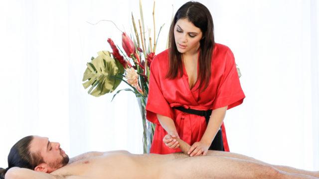 Teasing Therapeutic Massage
