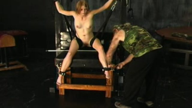 Super-fucking-hot Danielle Penalized