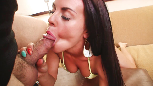 Passionate Oral Pleasure
