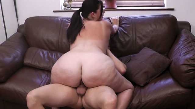 Useless Bbw Hottie Picked Up And Humped