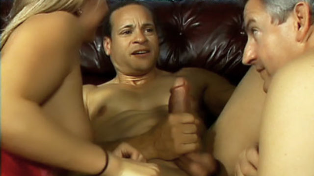 Dream Moore Super-hot Ambisexual Threeway