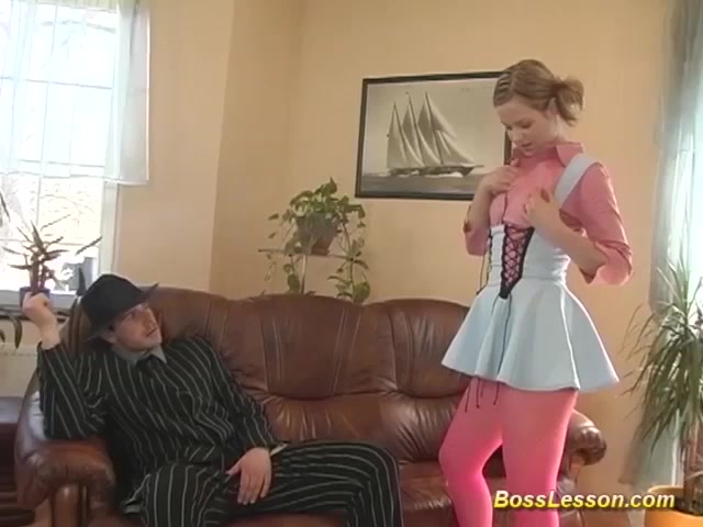 Her Very First Meaty Man-meat Ass-fuck Lesson