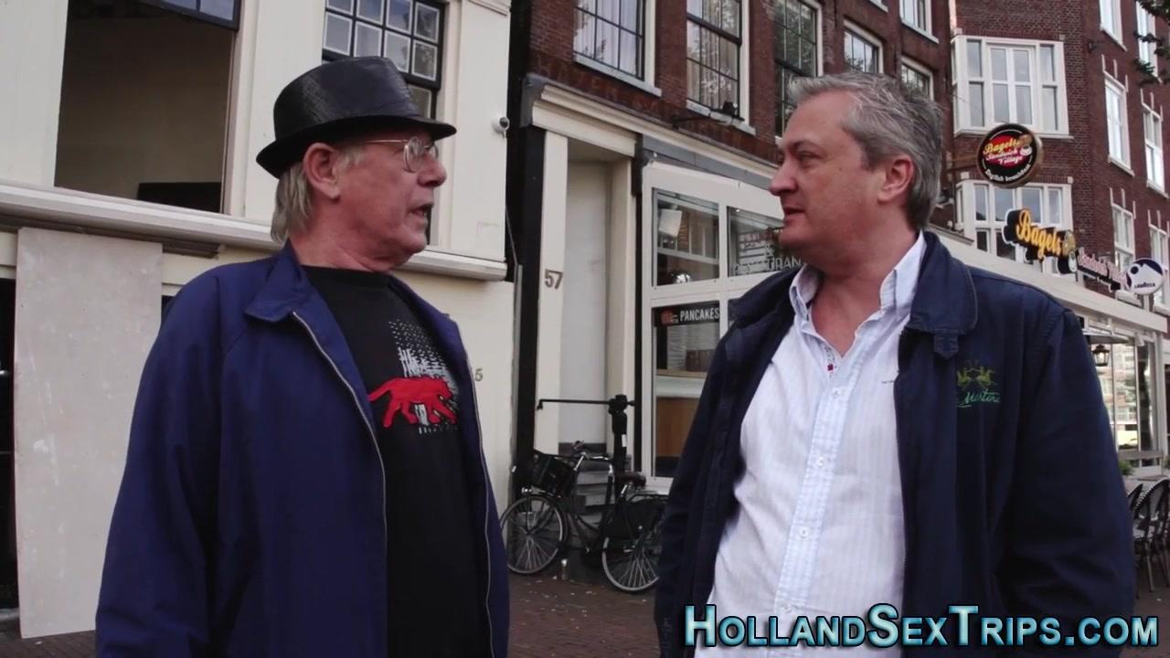 Small Dutch Prostitute Tear Up