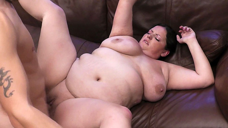 Bbw Bombshell Snapped And Banged