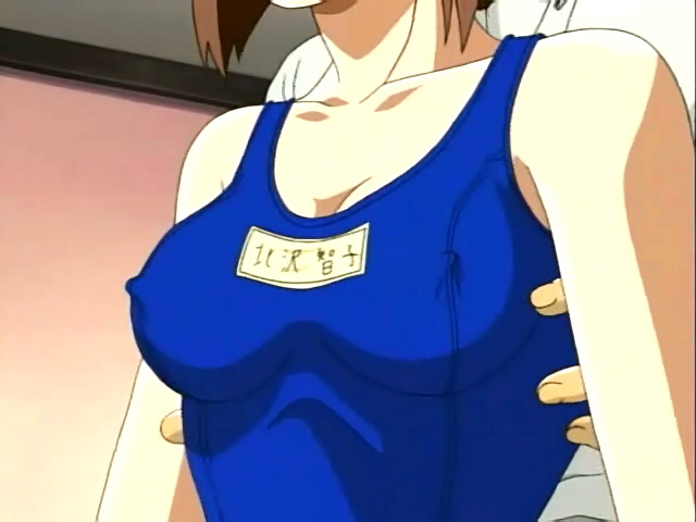 Big-titted Anime Porn Honey Has To Take Off Her Garments And Will Get Screwed