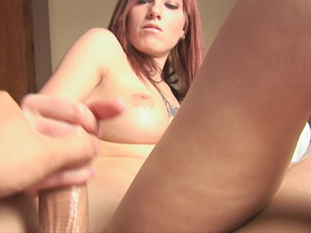 Tatted Buxomy Nymph Tricia Draining A Immense Spunk-pump Like Horny
