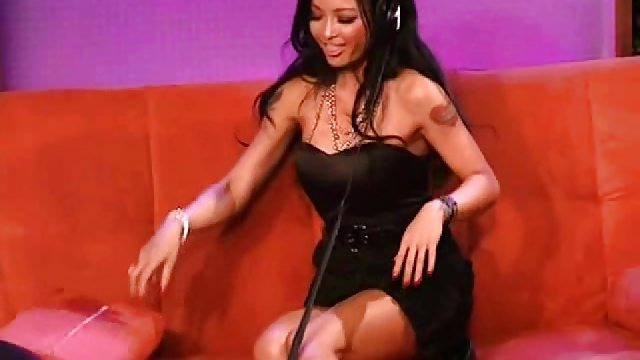 Tila Tequila – Rails The Sybian Saddle