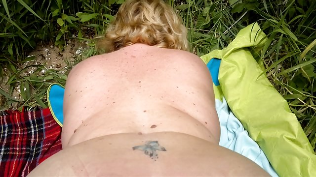 Dutch Nail On The Seaside
