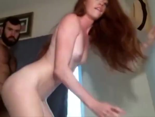 Red-haired Luxurious School Lady Will Get Smashed So Stiff On Cam