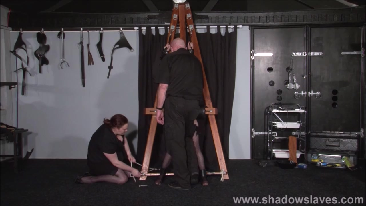 Bound Elise Graves Vag Disciplined And Xxx Bondage & Discipline Of E