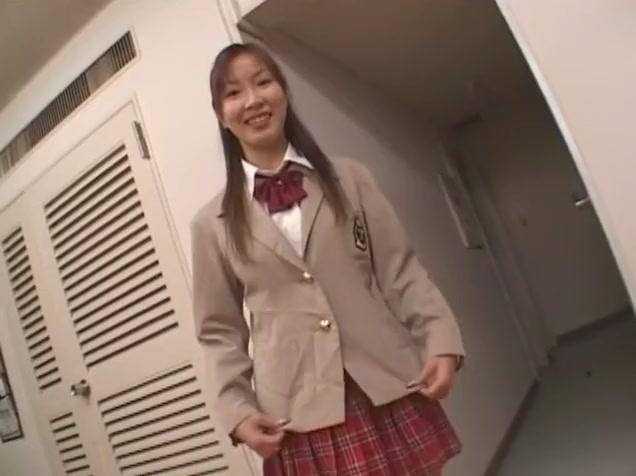Unique Asian Female Yuzuha Hinata In Nasty School, Onanism Jav Movie