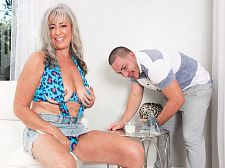 Highly Youthful Spear For Silva Foxx