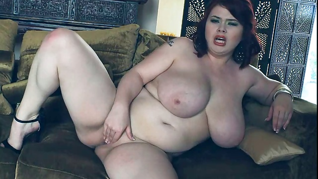 Plus-size In Pantyhose