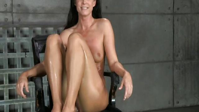 Restrain Bondage Breeding Leaves Her Wiggling