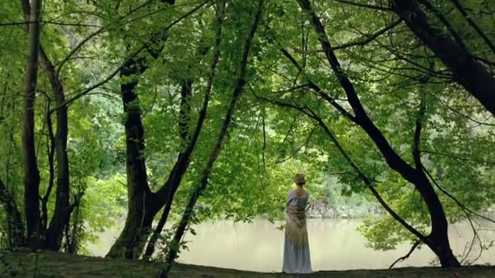 Clemence Poesy In 'birdsong'