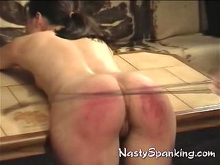 Heavy Smacking For Mandy