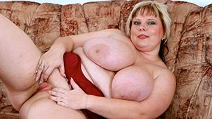Julianas Huge Boobies