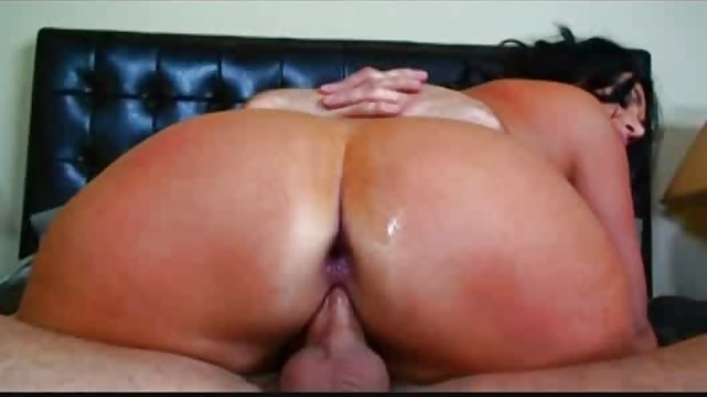 Older Woman Vannah Sterlings Hefty Huge Greek Booty Screwed Rock-hard Anal Invasion