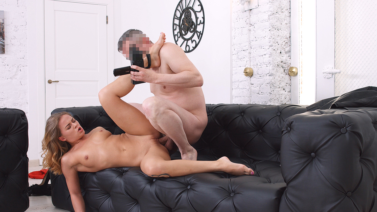 Puffy Porno Audition Inexperienced